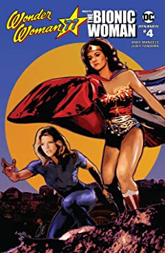 Wonder Woman '77 Meets The Bionic Woman #4