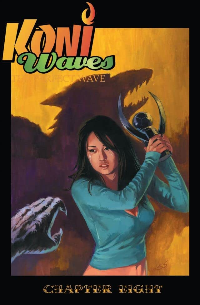 Koni Waves #8: The Perfect Wave