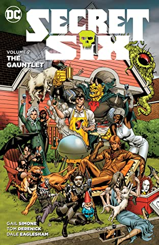 Secret Six (2014-2016) Vol. 2: The Gauntlet