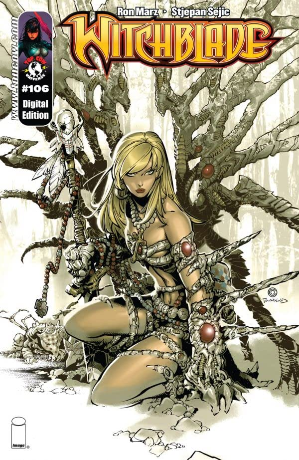 Witchblade #106