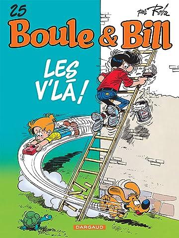 Boule & Bill Vol. 25: LES V'LA !