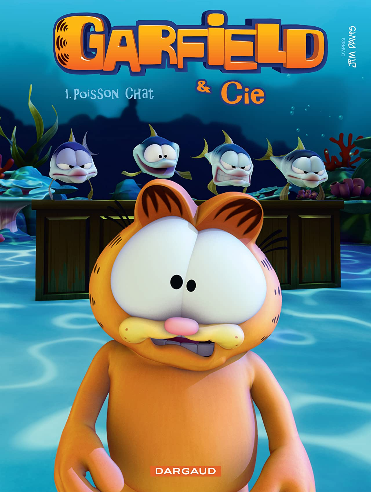 Garfield et Cie Vol. 1: Poisson Chat