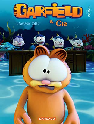 Garfield et Cie Tome 1: Poisson Chat