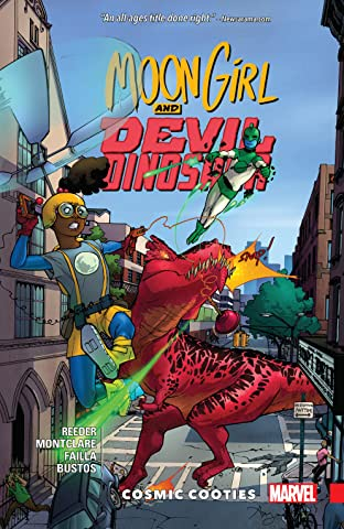 Moon Girl and Devil Dinosaur Vol. 2: Cosmic Cooties