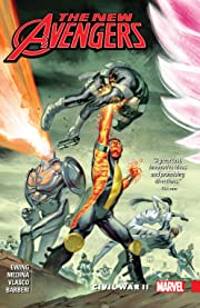 New Avengers: A.I.M. Vol. 3: Civil War II