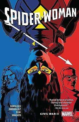 Spider-Woman: Shifting Gears Vol. 2: Civil War II