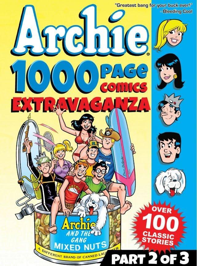 Archie 1000 Page Extravaganza: Part 2