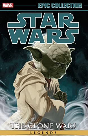 Star Wars Legends Epic Collection: The Clone Wars Tome 1