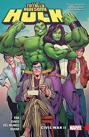 The Totally Awesome Hulk Vol. 2: Civil War II
