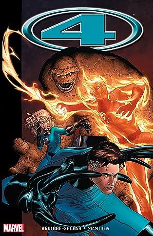 Marvel Knights 4 Vol. 1: Wolf At The Door