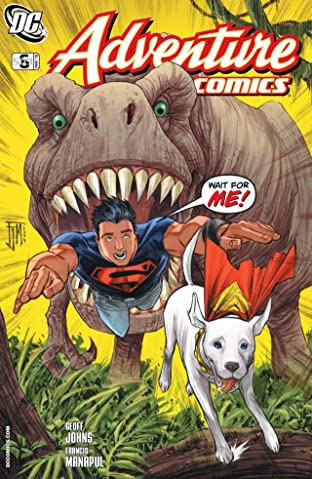 Adventure Comics (2009-2011) No.6