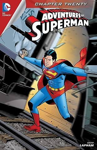 Adventures of Superman (2013-2014) #20