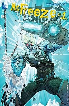 Batman: The Dark Knight (2011-2014) #23.2: Featuring Mr. Freeze