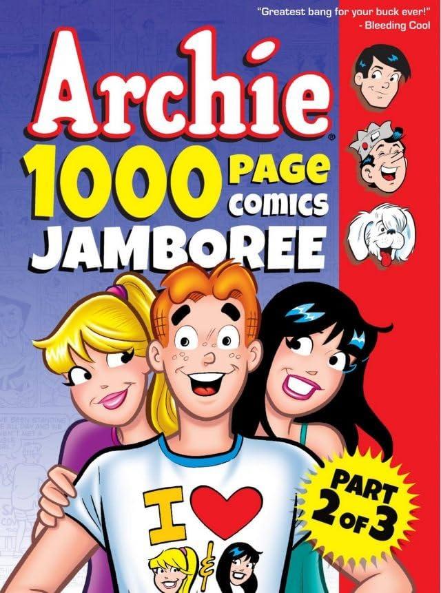 Archie 1000 Page Jamboree: Part 2