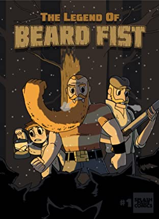 The Legend of Beard Fist #1