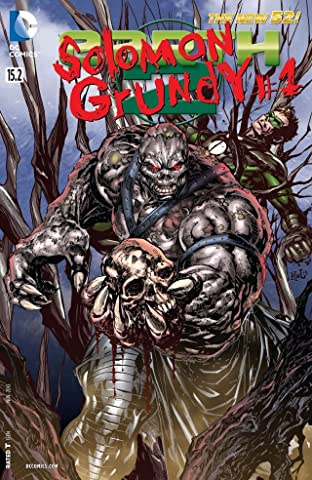 Earth 2 (2012-2015) #15.2: Solomon Grundy