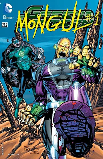 Green Lantern (2011-) #23.2: Featuring Mongul