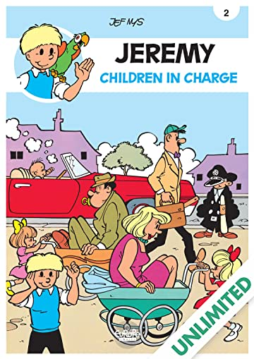 Jeremy Vol. 2: Children in Charge