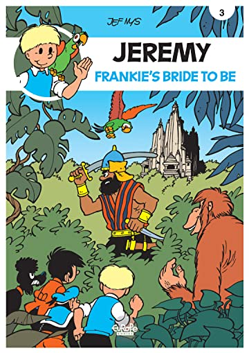 Jeremy Vol. 3: Frankie's bride to be