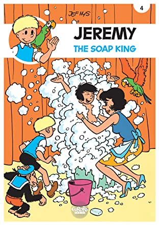 Jeremy Vol. 4: The Soap King