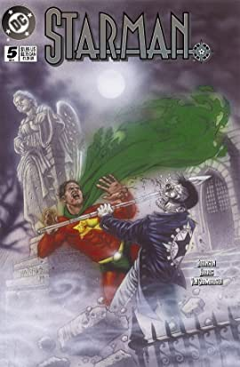 Starman (1994-2001) #5