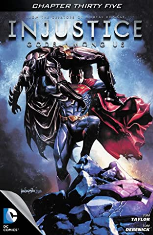 Injustice: Gods Among Us (2013) No.35