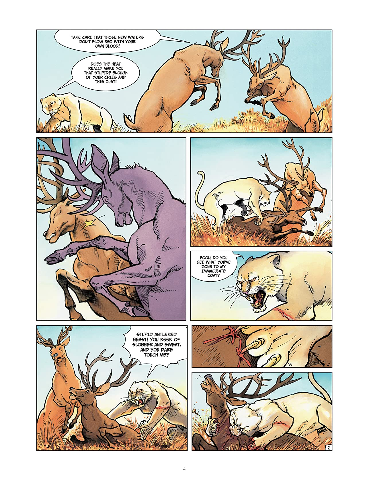 The Last Jungle Book Vol. 2: The Promise