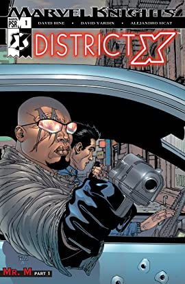 District X (2004-2005) #1