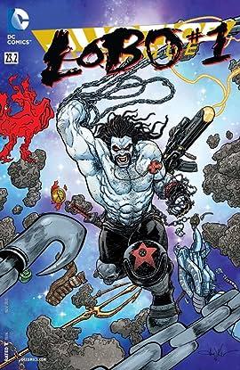 Justice League (2011-2016) #23.2: Featuring Lobo