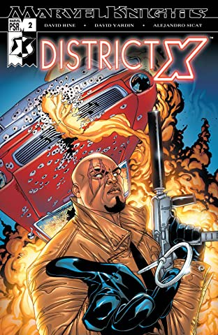 District X (2004-2005) #2