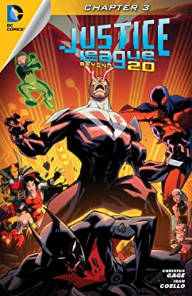 Justice League Beyond 2.0 (2013-2014) #3