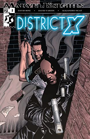 District X (2004-2005) #5