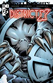 District X (2004-2005) #9