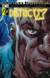 District X (2004-2005) #10