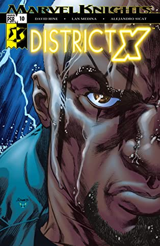 District X (2004-2005) #10