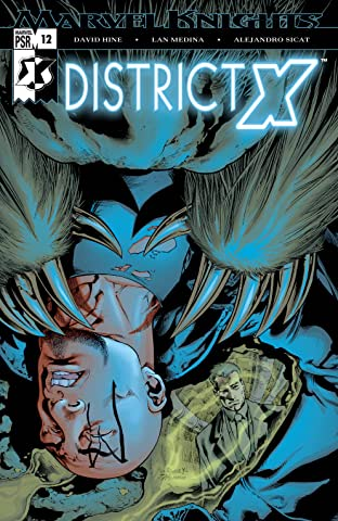 District X (2004-2005) #12