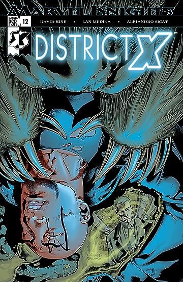 District X (2004-2005) #12
