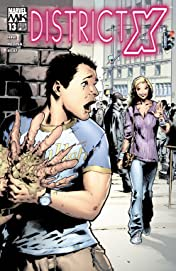 District X (2004-2005) #13