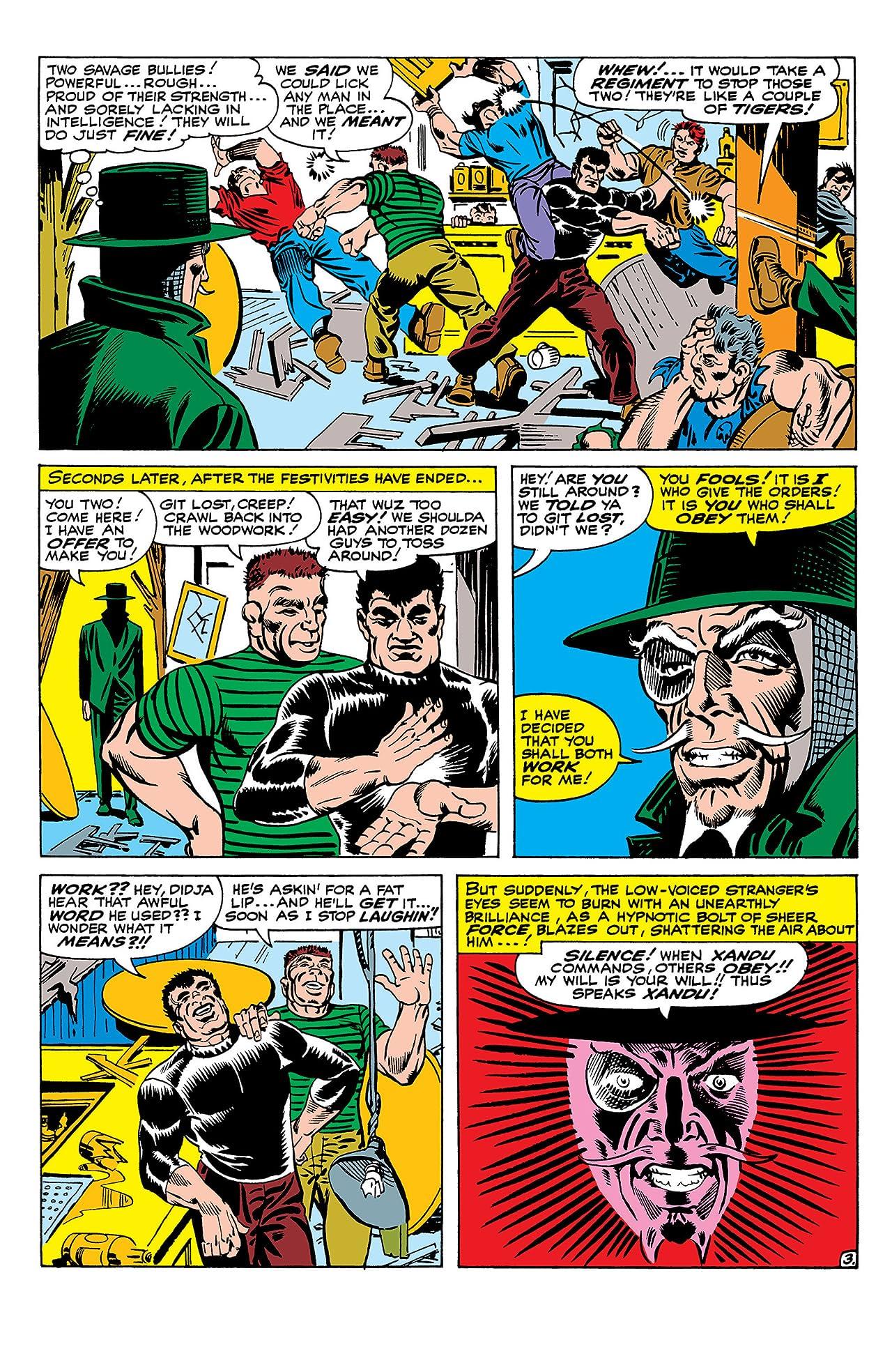 Doctor Strange (1968-1969) #179