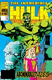 Incredible Hulk (1962-1999) Annual #20