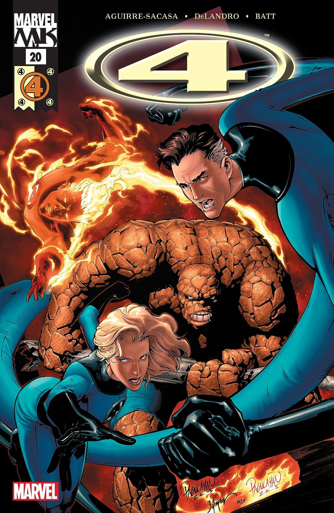Marvel Knights: 4 (2004-2006) #20