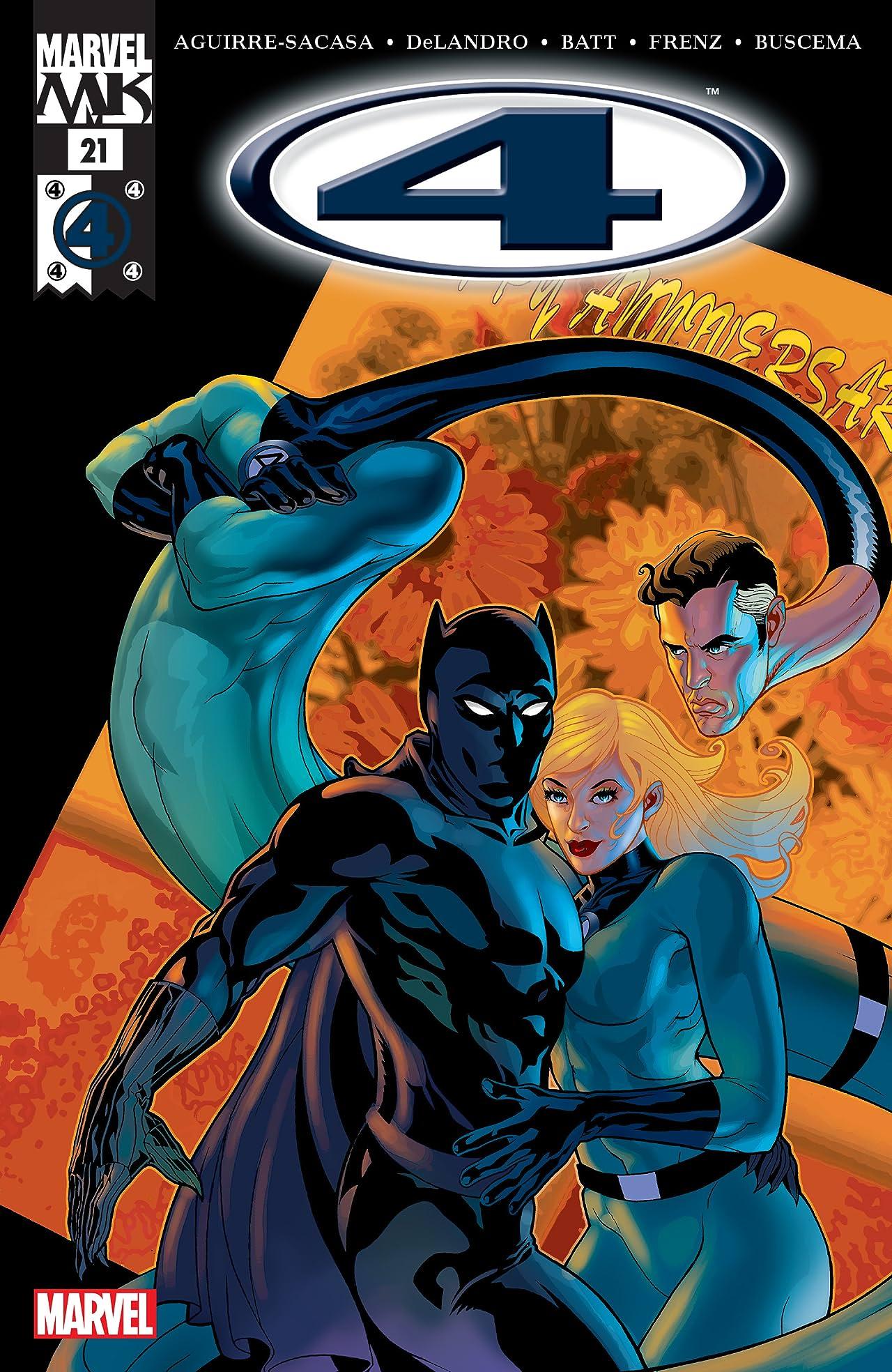 Marvel Knights: 4 (2004-2006) #21