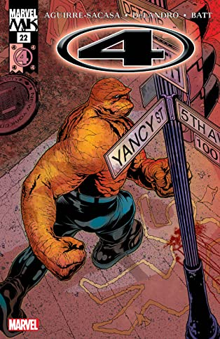 Marvel Knights: 4 (2004-2006) #22