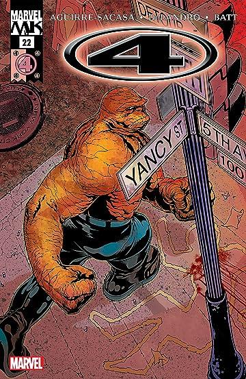 Marvel Knights: 4 (2004-2006) #22