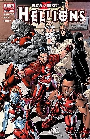 New X-Men: Hellions (2005) #1 (of 4)