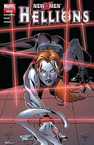 New X-Men: Hellions (2005) #3 (of 4)