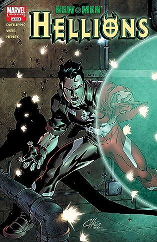 New X-Men: Hellions (2005) #4 (of 4)