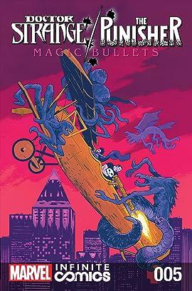Doctor Strange/Punisher: Magic Bullets Infinite Comic #5 (of 8)