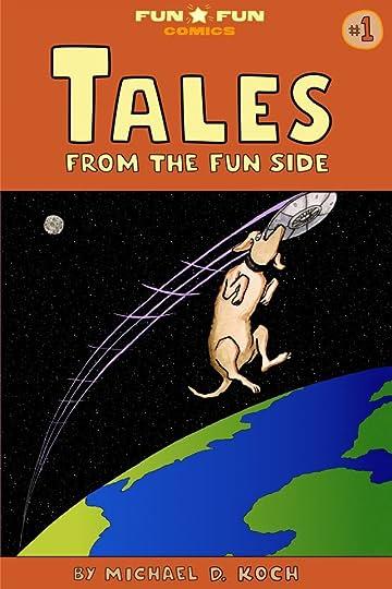 Fun Fun Comics #1