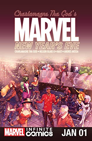 Marvel New Year's Eve Special Infinite Comic #1